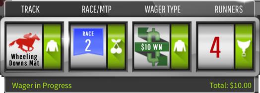 Parimutuel betting dog tim bettinger company